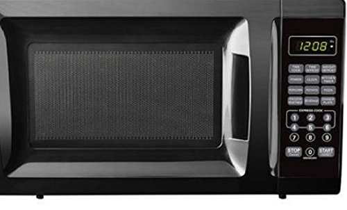 07-Cubic-Foot-Black-Child-Safe-Lockout-Feature-10-Power-Levels-6-Quick-Set-Menu-Buttons-LED-Display-Microwave-Oven-0-0
