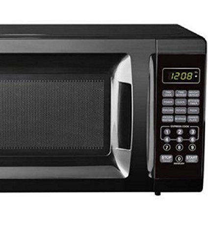 07-Cubic-Foot-Black-Child-Safe-Lockout-Feature-10-Power-Levels-6-Quick-Set-Menu-Buttons-LED-Display-Microwave-Oven-0-1