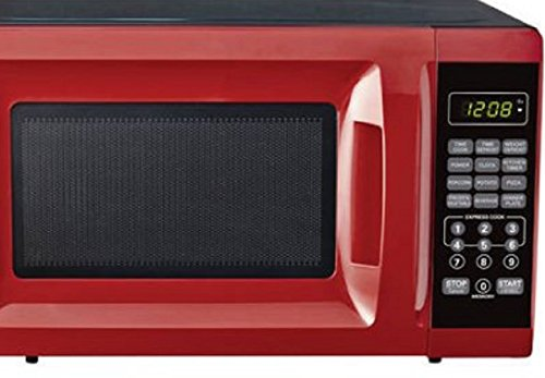 07-Cubic-Foot-Red-Child-Safe-Lockout-Feature-10-Power-Levels-6-Quick-Set-Menu-Buttons-LED-Display-Microwave-Oven-0-0