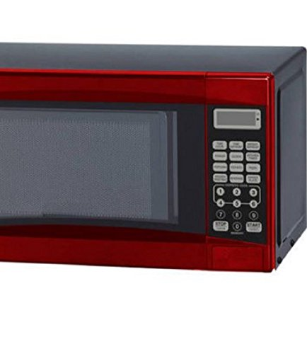 07-Cubic-Foot-Red-Touch-Pad-Control-Convenience-Cooking-Controls-Child-Lock-Cooking-Complete-Reminder-Microwave-Oven-0-1