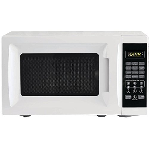 07-Cubic-Foot-White-Child-Safe-Lockout-Feature-10-Power-Levels-6-Quick-Set-Menu-Buttons-LED-Display-Microwave-Oven-0