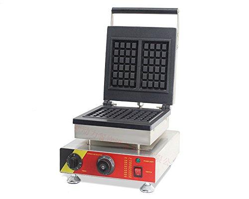 110V220V-Electric-Waffle-Maker-Machine-Rectangular-Pancakes-Baker-Oven-2-Pieces-0
