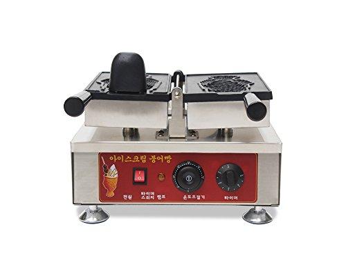 110V220V-Taiyaki-Maker-Japanese-Fish-shaped-Pancake-Ice-Cream-Waffle-Machine-0-6