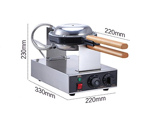 110v220v-Electric-Cake-Oven-Bread-Maker-Waffle-Baking-Machine-Stainless-Steel-0-2