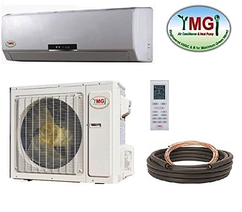 18000-Btu-18-SEER-YMGI-Ductless-Mini-Split-DC-Inverter-Air-Conditioner-Heat-Pump-System-208-230-Volt-with-25-Ft-Kit-0