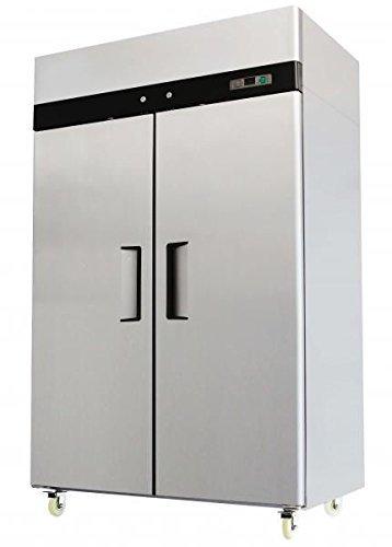 2-Door-Stainless-Steel-Reach-In-Commercial-Freezer-0