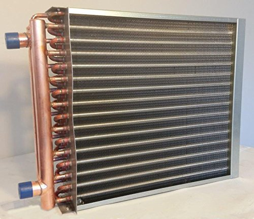 20×25-Water-to-Air-Heat-Exchanger-With-1-Copper-ports-0-0