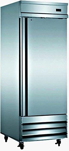29-Freezer-Single-Solid-Steel-Door-Reach-in-Commercial-Grade-Restaurant-23-Cu-Ft-Auto-Defrost-Digital-Control-Adjustable-Shelves-Stainless-Steel-0