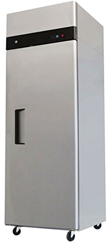 29-Upright-Stainless-Steel-1-Door-Commercial-Freezer-226-Cubic-Feet-MBF-8001-for-Restaurant-0