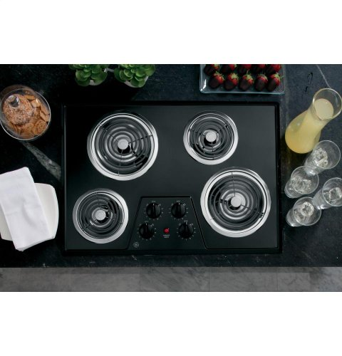 30-Coil-Electric-Cooktop-with-Four-Heating-Elements-Upfront-Controls-0-0
