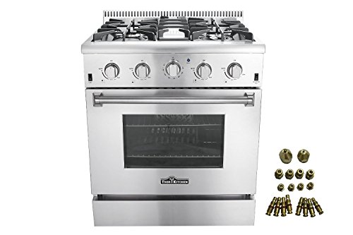 30-Thor-Kitchen-Free-Standing-4-burner-gas-range-LP-Conversion-Kit-bundle-0