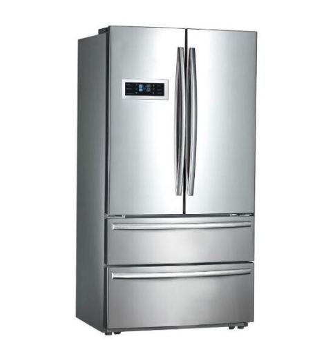 36-THOR-KITCHEN-Cabinet-Depth-Stainless-French-Door-Refrigerator-Ice-Maker-0-1