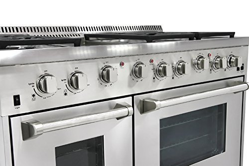 48-6-Burner-Gas-Range-With-Double-Oven-and-Griddle-0-1