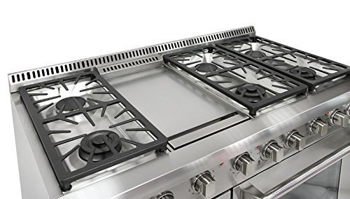 48-6-Burner-Gas-Range-With-Double-Oven-and-Griddle-0-2