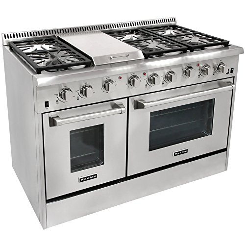 48-6-Burner-Gas-Range-With-Double-Oven-and-Griddle-0