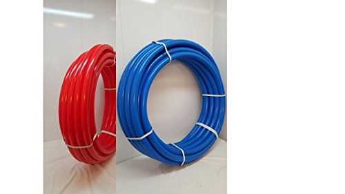 500-of-12-Non-Oxygen-Barrier-PEX-Tubing-250-Red-and-250-Blue-0