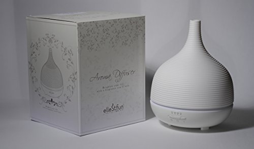 500ML-Luxury-Aroma-DiffuserHumidifier-Aromatherapy-Essential-Oil-Diffuser-Baby-Yoga-Room-Ultrasonic-Quiet-Cool-Mist-Adjustable-LED-Light-therapy-AquaTherapy-Spa-Quality-Air-INTHELOOP-0-1