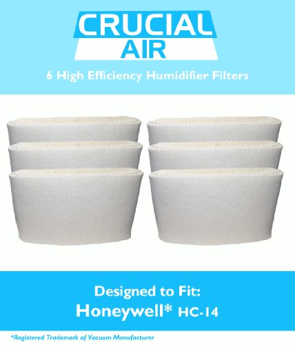 6-Honeywell-HC-14-Humidifier-Filter-Fits-Honeywell-HCM3500-HM3600-HCM-6000-Compare-to-Part-HC-14-Designed-Engineered-by-Crucial-Air-0