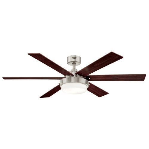 7876400-Alloy-42-Inch-Gun-Metal-Indoor-Ceiling-Fan-Light-Kit-with-Opal-Frosted-Glass-0
