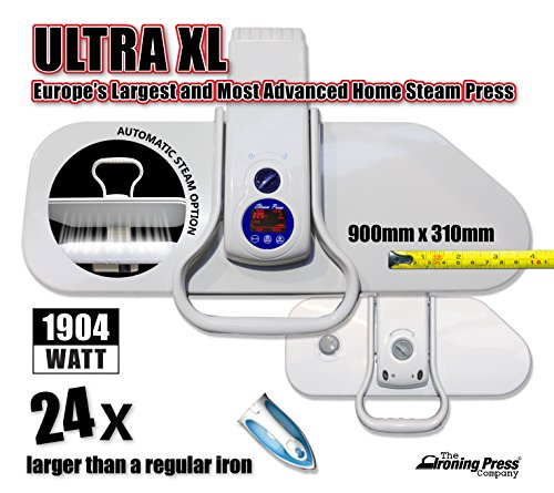 Advanced-Ironing-Press-by-Speedypress-Ultra-XL-Size-35x125inches-INCLUDES-EXTRA-COVER-FOAM-0