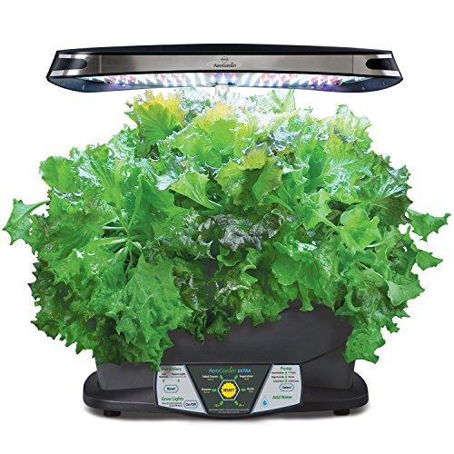 AeroGarden-Extra-LED-with-Gourmet-Herb-Seed-Pod-Kit-0-0