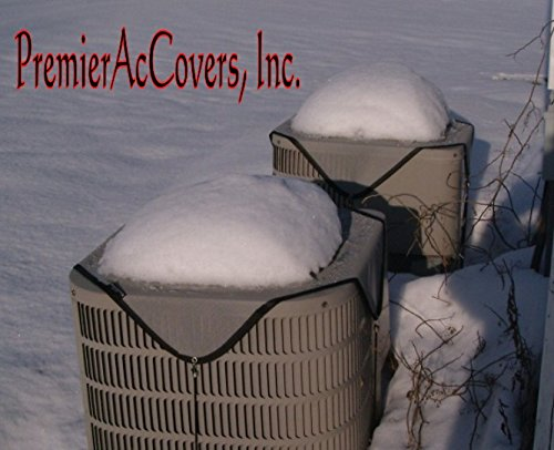 Air-Conditioner-Cover-NEW-Gray-Heavy-Duty-Winter-Premier-Waterproof-Top-Cover-36X36-GRAY-0-0