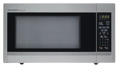 Almo-Distributing-Wisconsin-R551ZS-Countertop-Microwave-Full-Size-Stainless-Steel-18-Cu-Ft-1100-Watt-0