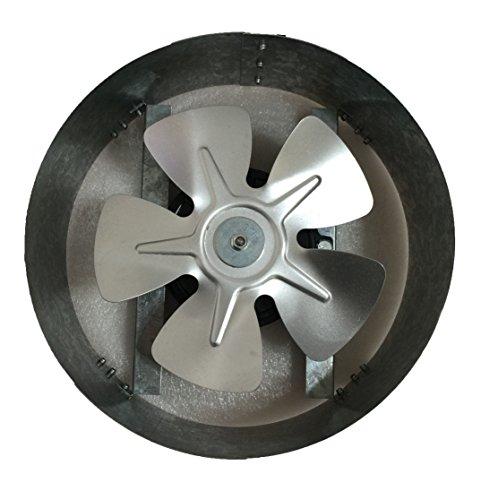 Amtrak-Solar-Powered-Attic-Gable-Fan-40-Watt-Ventilator-25-Year-Warranty-0-1