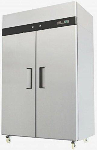 Atosa-MBF8002-Top-Mount-2-Two-Door-Freezer-0
