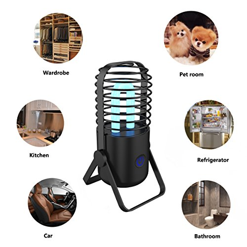 Automatic-Portable-UV-C-Sanitizer-Air-Sterilizer-Cleaner-Kills-Germs-and-Bateria-at-Home-and-Traveling-by-Sanfire-0-1