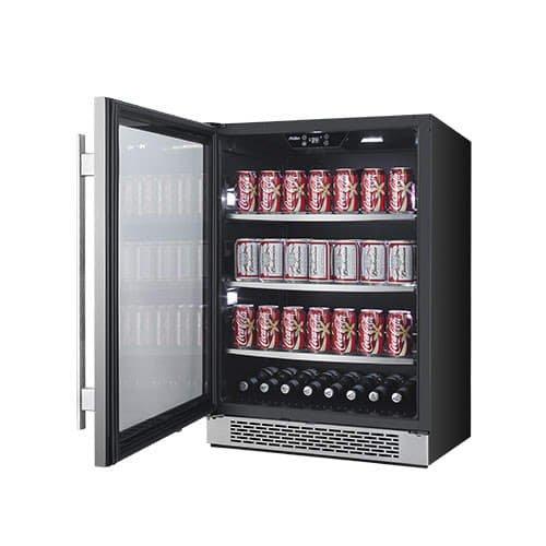 Avallon-152-Can-Built-In-Beverage-Cooler-Left-Hinge-0-2