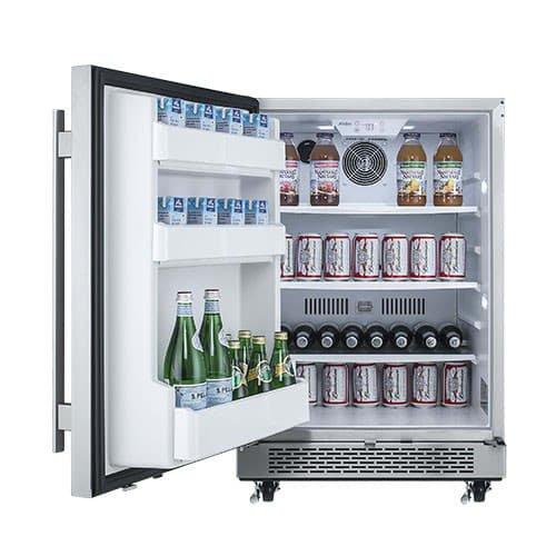 Avallon-55-Cu-Ft-24-Outdoor-Built-In-Refrigerator-Left-Hinge-0-0