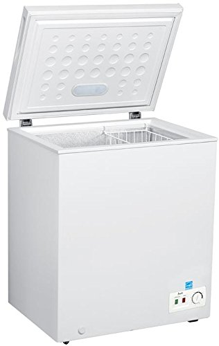 Avanti-CF50B0W-Freezer-with-50-cu-ft-Capacity-White-Door-Manual-Defrost-Energy-Star-Certified-in-White-0-0