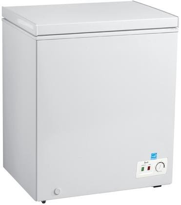 Avanti-CF50B0W-Freezer-with-50-cu-ft-Capacity-White-Door-Manual-Defrost-Energy-Star-Certified-in-White-0