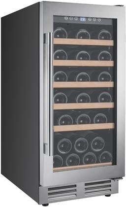 Avanti-WCF281E3SS-28-Bottle-Designer-Series-Wine-Chiller-with-Seamless-Door-0