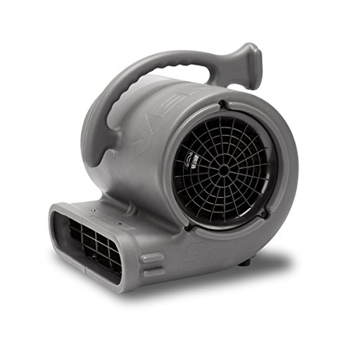 B-Air-VENT-VP-50-12-HP-2950-CFM-Air-Mover-Carpet-Dryer-Floor-Fan-Stackable-for-Janitorial-Water-Damage-Restoration-Grey-0-0