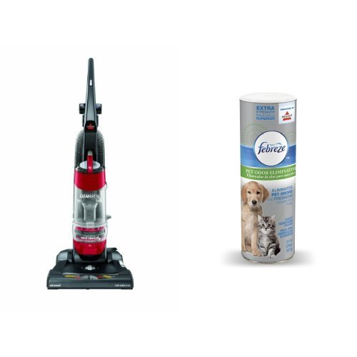 BISSELL-CleanView-Complete-Pet-Rewind-Bagless-Upright-Vacuum-1319-Corded-0