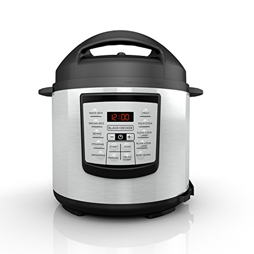 BLACKDECKER-6-Quart-Pressure-Cooker-Black-PR100-0
