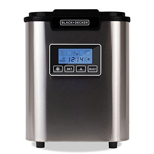 BLACKDECKER-BIMY126SS-26-lb-Capacity-Countertop-Ice-Maker-0-0