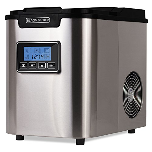 BLACKDECKER-BIMY126SS-26-lb-Capacity-Countertop-Ice-Maker-0