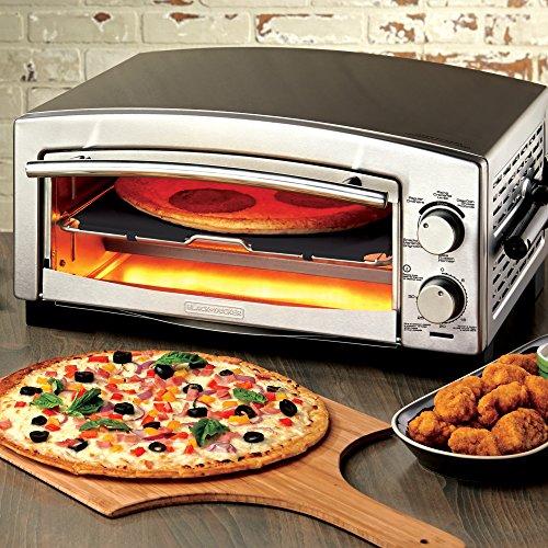 Black Decker P300s 5 Minute Pizza Oven Amp Snack Maker