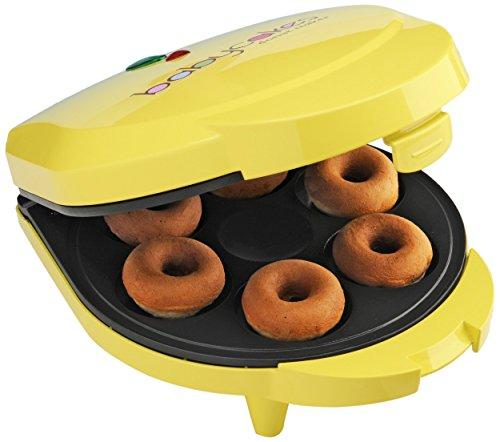 Babycakes-DN-6-Mini-Doughnut-Maker-Yellow-6-Donut-0