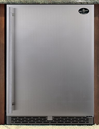 Beer-Meister-dual-tower-with-stainless-door-built-in-kegerator-Premium-Series-0-1