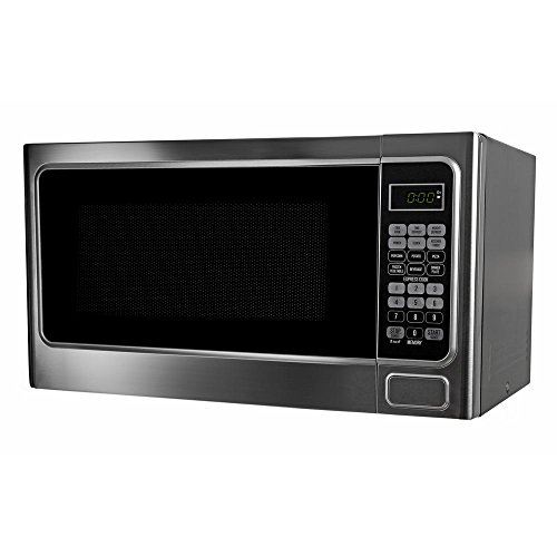 Bella-11-cu-ft-1000-Watt-Countertop-Microwave-Oven-in-Platinum-with-Stainless-Steel-0-0
