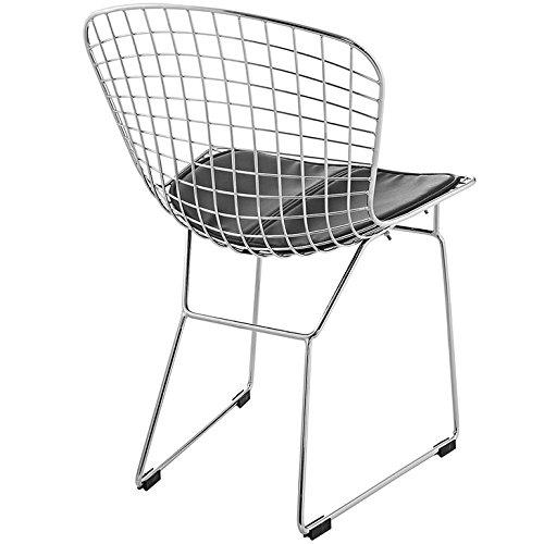 Bertoria-Wire-Dining-Chair-White-Seat-0-0