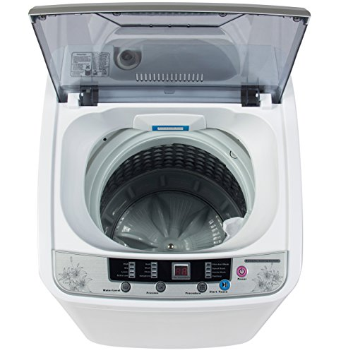Best-Choice-Products-Portable-Compact-Automatic-Washing-Machine-Spin-Cycle-W-Drain-Pipe-0-1