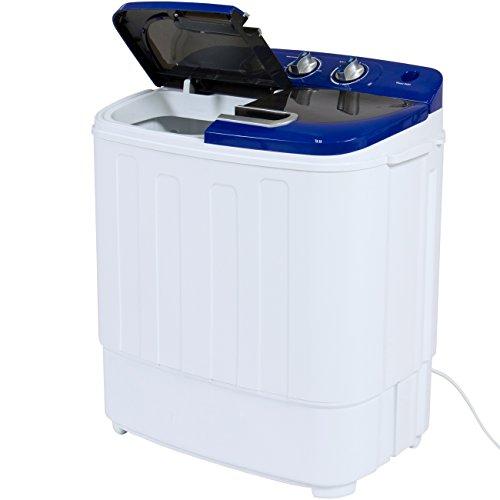 Best-Choice-Products-Portable-Compact-Mini-Twin-Tub-Washing-Machine-and-Spin-Cycle-w-Hose-13lbs-Capacity-0-0