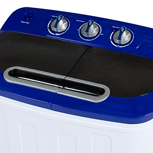 Best-Choice-Products-Portable-Compact-Mini-Twin-Tub-Washing-Machine-and-Spin-Cycle-w-Hose-13lbs-Capacity-0-2
