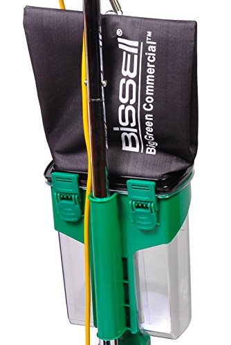 Bissell-BigGreen-Commercial-BG101DC-ProCup-Comfort-Grip-Handle-Upright-Vacuum-with-Magnet-870W-12-Vacuum-Width-0-0