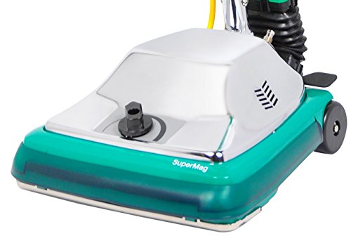 Bissell-BigGreen-Commercial-BG101DC-ProCup-Comfort-Grip-Handle-Upright-Vacuum-with-Magnet-870W-12-Vacuum-Width-0-1